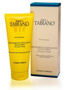 scrub corpo Terme di Tabiano