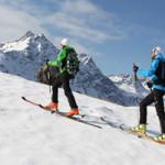 La settimana bianca di marzo in Valtellina