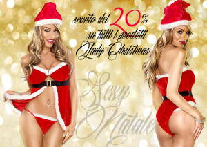 Costumi Natale Sexy