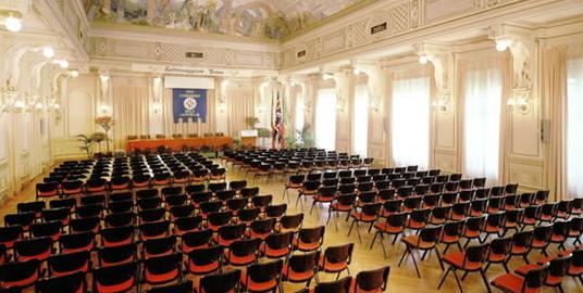 sala congressi Parma