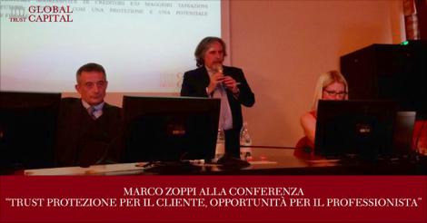 Marco Zoppi e Stefano Gamba - Conferenza Trust Brescia