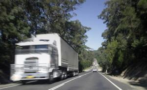 camion strada