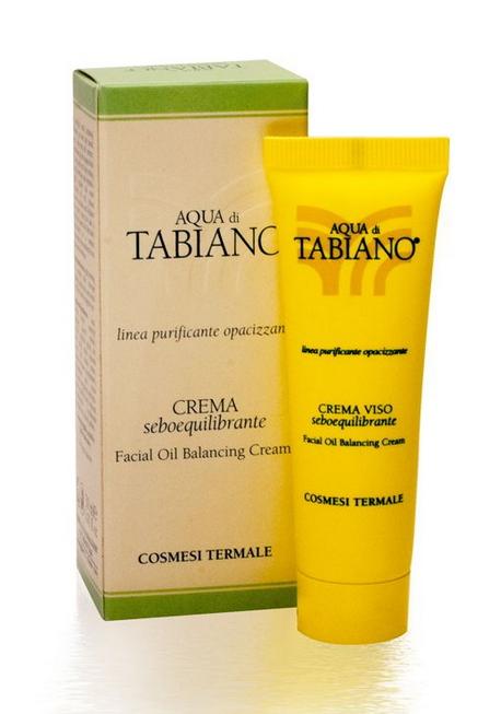 Crema Sebo-equilibrante Aqua di Tabiano
