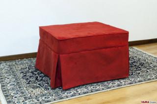 Innovativo modello di pouf letto