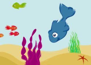ninna nanna del pesce blu