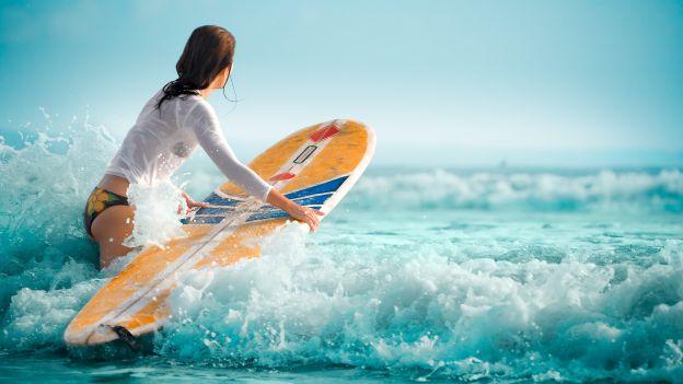 surf in italia