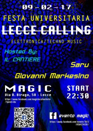 LecceCalling