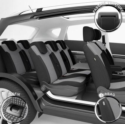 Coprisedili Stilistauto per Fiat 500L