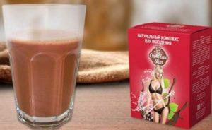 chocolate slim confezione
