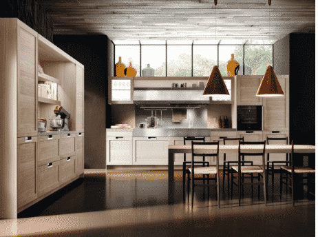 Cucine Snaidero Classiche.Cucine Classiche Snaidero Eleganza E Fascino Per La Tua Casa