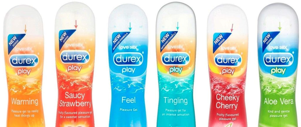 gel lubrificanti sessuali durex
