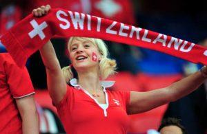 ragazza svizzera