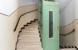 Un ascensore