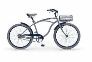 Una bici per uomo