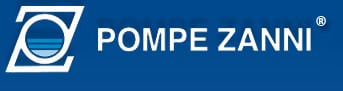 Logo della Pompe Zanni