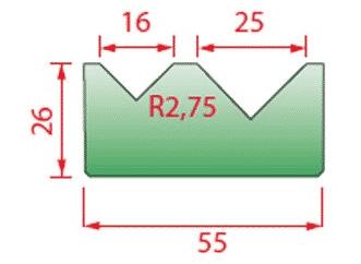 Disegno tecnico di matrice