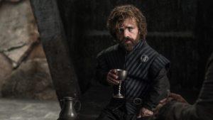 Tyrion Lannister del Trono di Spade stampato in 3D