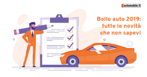 Bollo Auto 2019 - Automobile.it