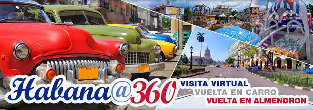 video 360 gradi Habana Cuba