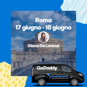 GoDaddy GoTour Roma